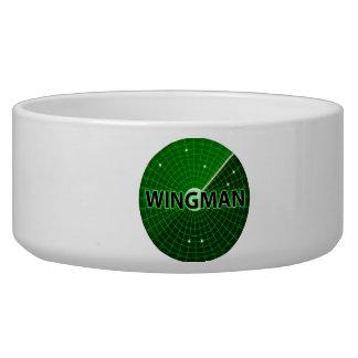 Wingman Radar Pet Bowl