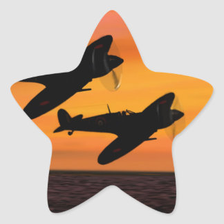 WINGMAN. STAR STICKER
