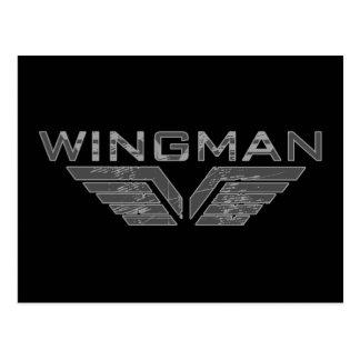 Wingman Postales