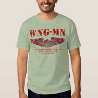 Wingman Training Tee