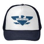 WINGMAN TRUCKER HATS