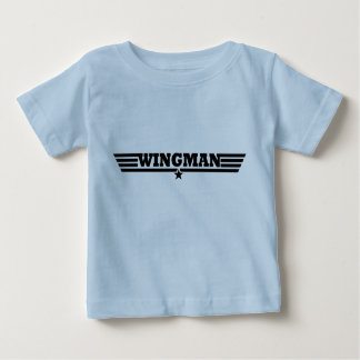 Wingman Wings Logo Baby T-Shirt