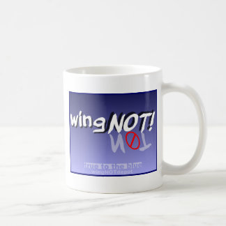 WingNot gear for the aggressive progresive Coffee Mug