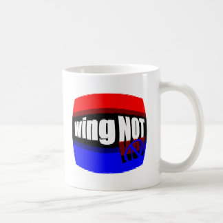 WingNot gear for the aggressive progresive Coffee Mugs
