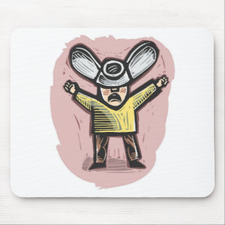 Wingnut Mouse Pad