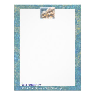 Wings Aloft Father's Day Letterhead