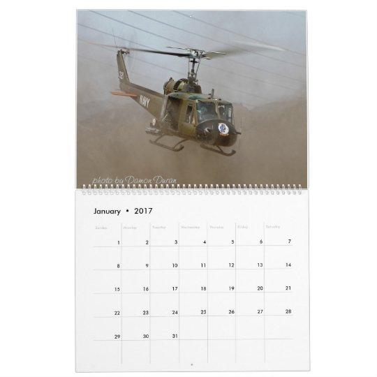 Wings and Rotors Air Museum 2014 Calendar