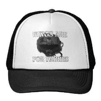 Wings are for Faries Hats