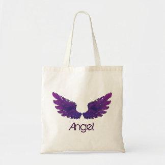 Wings Canvas Bag