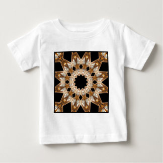 Wings Brown by CGB.png Baby T-Shirt