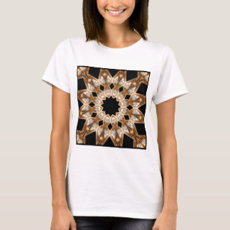 Wings Brown by CGB.png T-Shirt