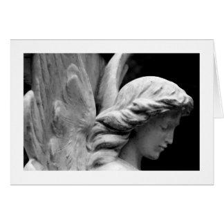 Wings BW Card