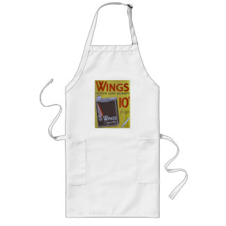 Wings Cigarettes Long Apron