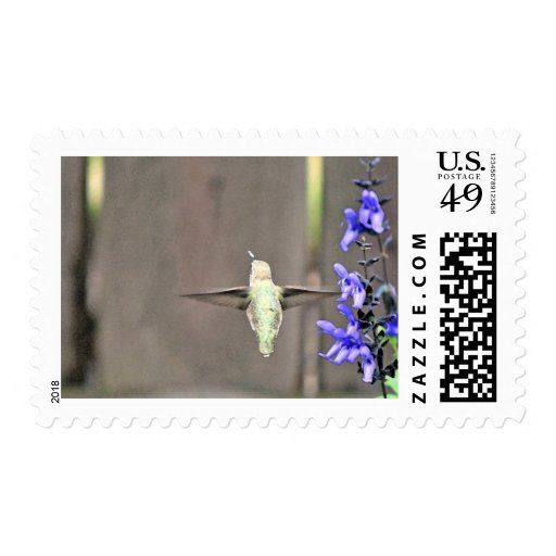 Wings III Postage Stamp