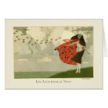 Wings in the Wind by Marty Stationery Note Card