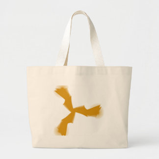 wings large tote bag