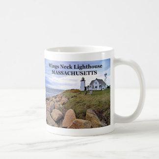 Wings Neck Lighthouse, Massachusetts Mug