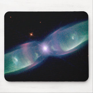 Wings of a butterfly nebula mouse pad