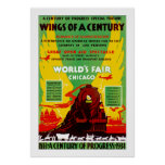 Wings of a Century Poster