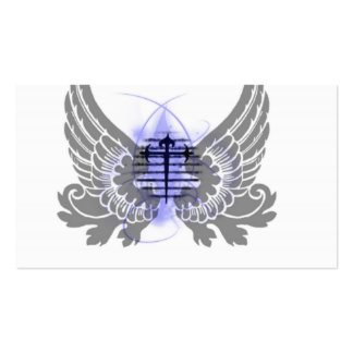Wings of an Angel Business Card