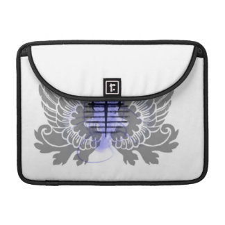 Wings of an Angel Sleeve For MacBooks