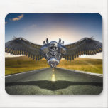 Wings of Anarchy Mousepad
