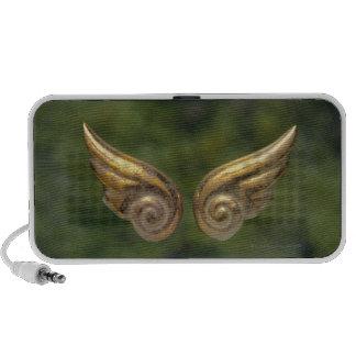 Wings of Angel iPhone Speaker