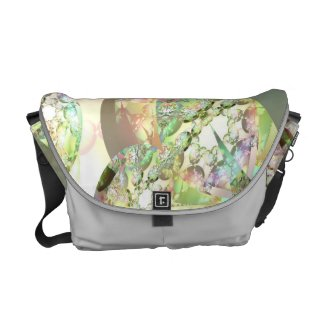 Wings of Angels – Celeste & Amethyst Crystals rickshawmessengerbag