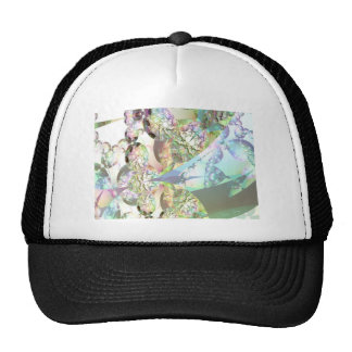 Wings of Angels – Celestite & Amethyst Crystals Trucker Hat