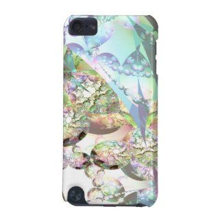 Wings of Angels – Celestite & Amethyst Crystals iPod Touch (5th Generation) Case