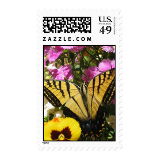 Wings of Beauty (1) Postage Stamp