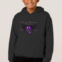 Wings of Change Boys Hooded Sweatshirt