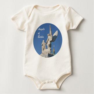 Wings of Desire — Angels of Berlin Baby Bodysuit