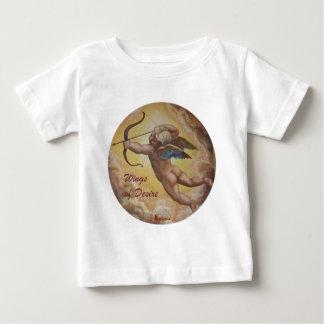 Wings of Desire —Angels of Berlin Baby T-Shirt