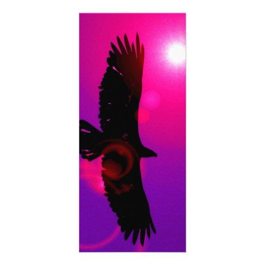 Wings of Eagle Rack Card