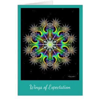 Wings of Expectation Card