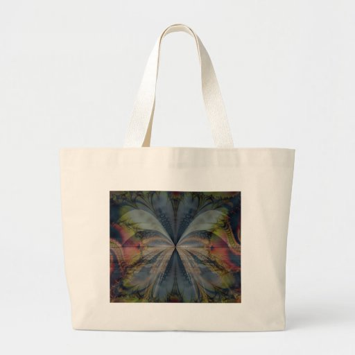 Wings of Fire Canvas Bag