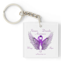 Wings of Hope Keychain
