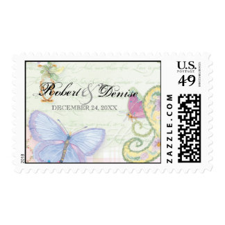 Wings of Love Wedding Collection Postage