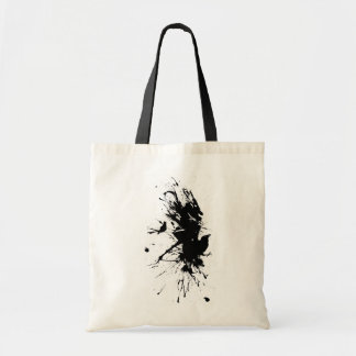 Wings of Paint Budget Tote Bag