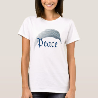Wings of Peace Abstract Art T-Shirt