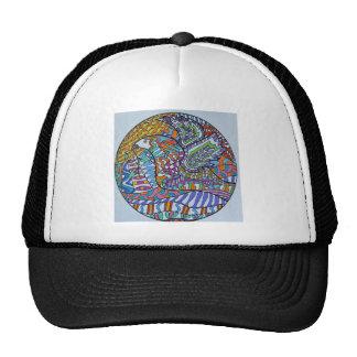 Wings Of Peace Trucker Hat