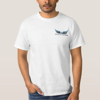 Wings of the Spirit _ Mission Of Peace T-Shirt