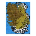 Wings On High Postcard