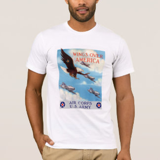 Wings Over America -- Air Corps T-Shirt