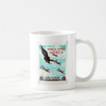Wings Over America Coffee Mug