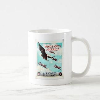 Wings Over America Coffee Mug