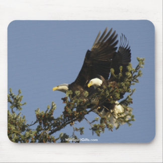 WINGS OVER THE WILDERNESS Series Mouse Pad