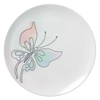 Wings Plate