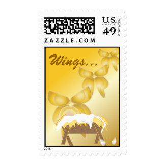 Wings... Postage-Customzie